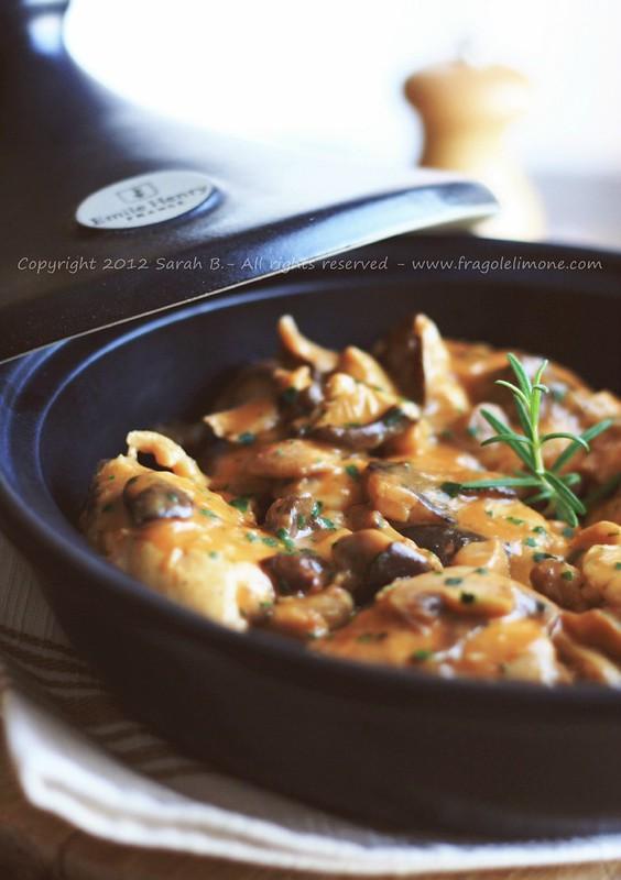 012 pollo ai funghi