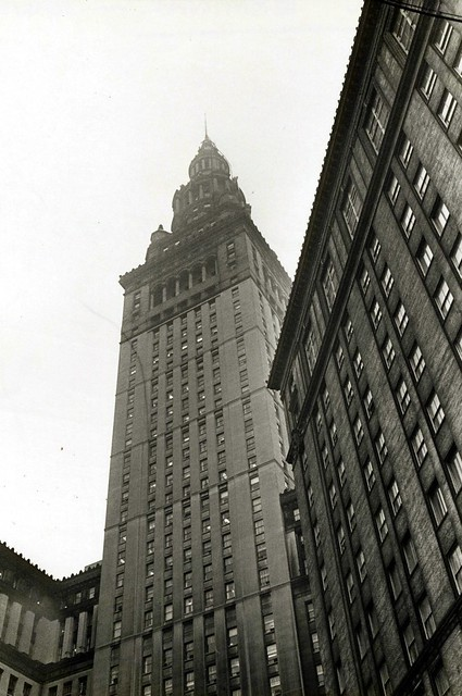 View of Terminal Tower, August 30, 1976