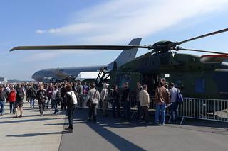 NH90 vor A310