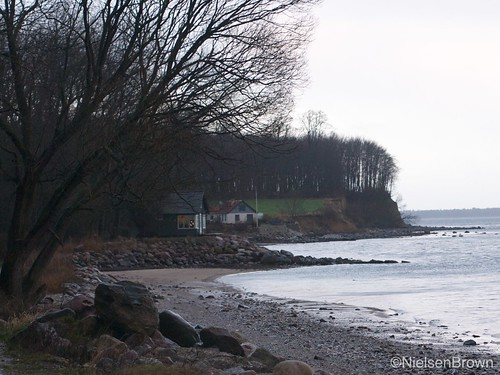 Coastline Skelde Kobbleskov