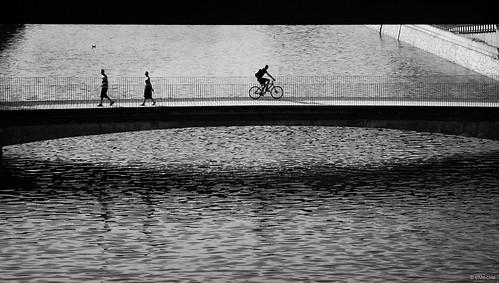 rio Manzanares by eMecHe