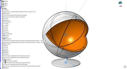 16_Catia Practice_Ball Chair