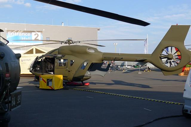 Eurocopter EC 145 T2