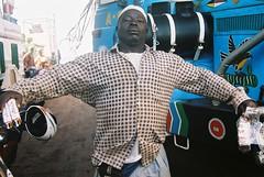 Homem da Gambia