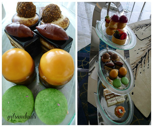 High Tea Buffet @ The Lobby, Etihad Towers, Abu Dhabi