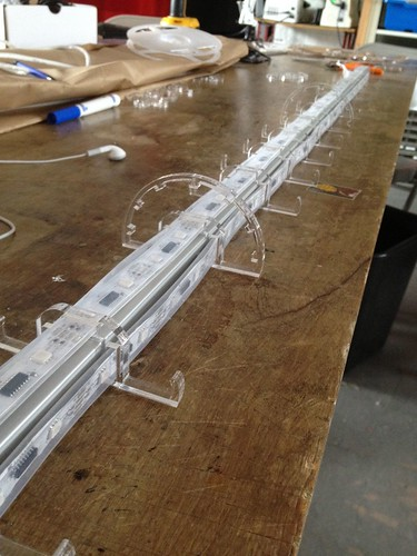 clamps_strips_mounted