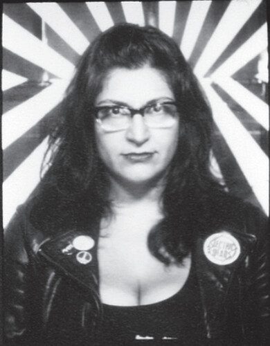 POC Zine Project Race Riot! tour member Mariam Bastani