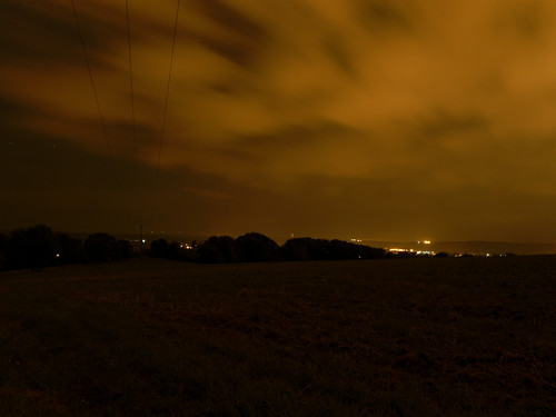 france night clouds lights nightscape nuages nuit franchecomté fra lumières lightpollution pollutionlumineuse paysagenocturne seloncourt