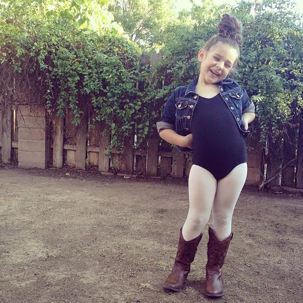 new mexican ballerina