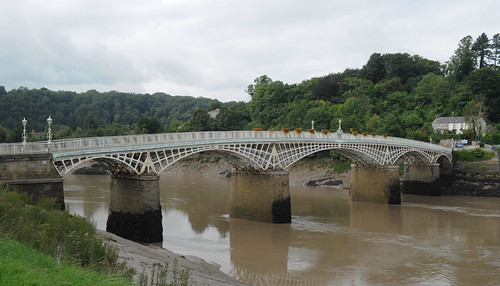 Old Wye Bridge, Chepstow
