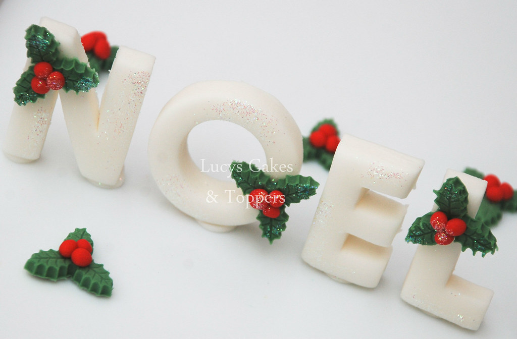 Christmas Cake Edible Decorations Home Design Inspirations