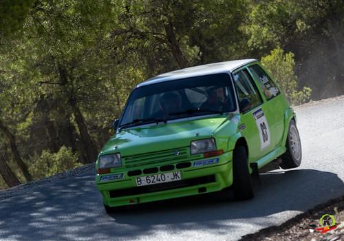 Alfonso Castillo Rallysprnt Zarcilla de Ramons 2012