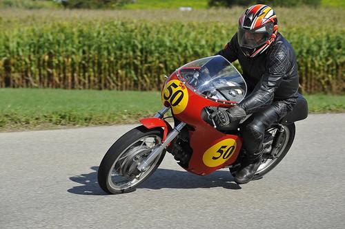 Moto Guzzi Cortini King classic motorcycle GP Schwanenstadt Austria Copyright 2012 B. Egger :: eu-moto images 0142