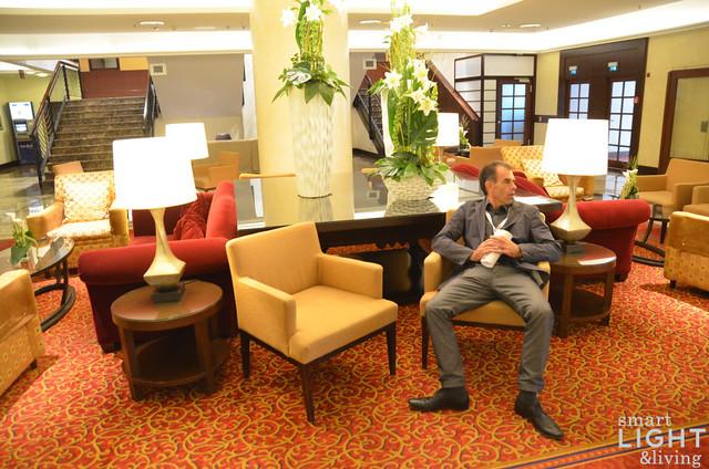 Frankfurt Marriott Hotel Hamburger Allee