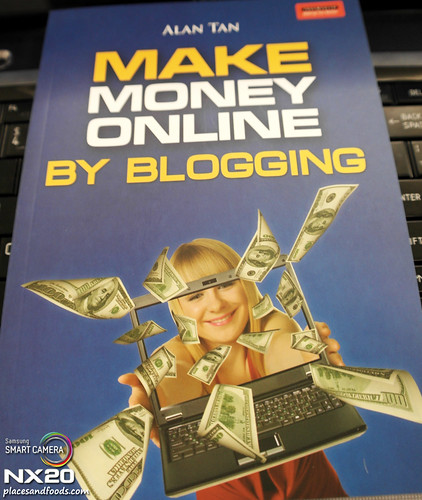 make money book blogging
