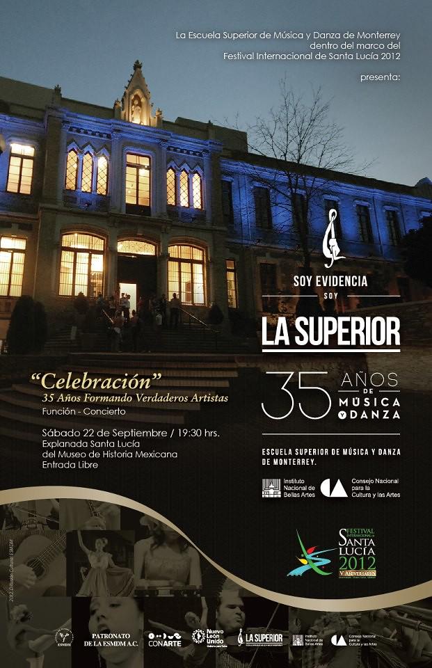 La Superior celebra 35 Años