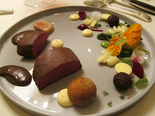 Saddle of Venison Thomas Buehner