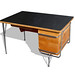 Heywood Wakefield Trimline Teachers' Desk by South of Urban