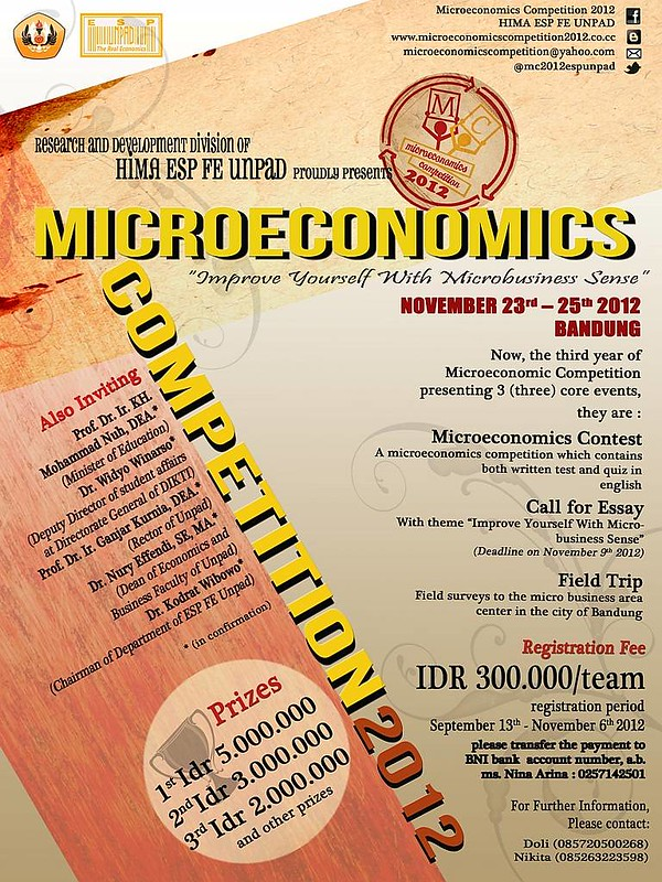 microeconomic competition