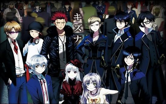 Novos Trailers da Adaptação em Anime da Obra Original de K