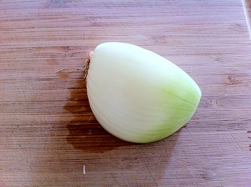 1/4 of Yellow Onion