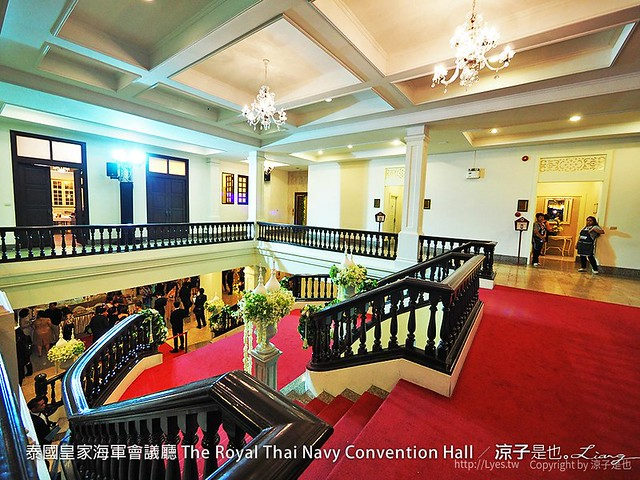 泰國皇家海軍會議廳 The Royal Thai Navy Convention Hall  60