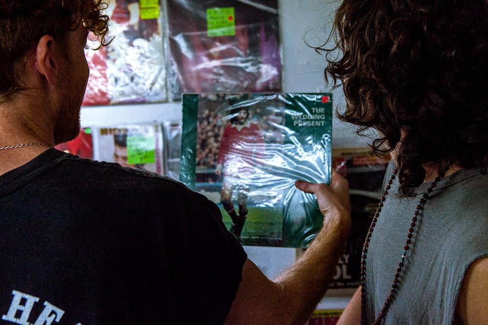Mothxr Record Shopping