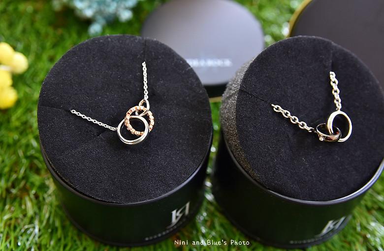 IDEA ROCK情侶手鍊戒指項鍊手環銀飾26