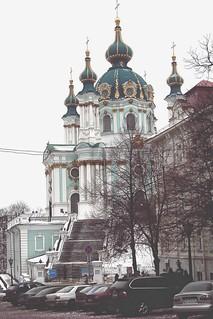 Kyiv, S. Andrew's church (01)