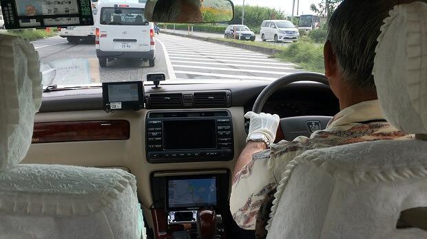 160918 タクシーで瀬長島へ