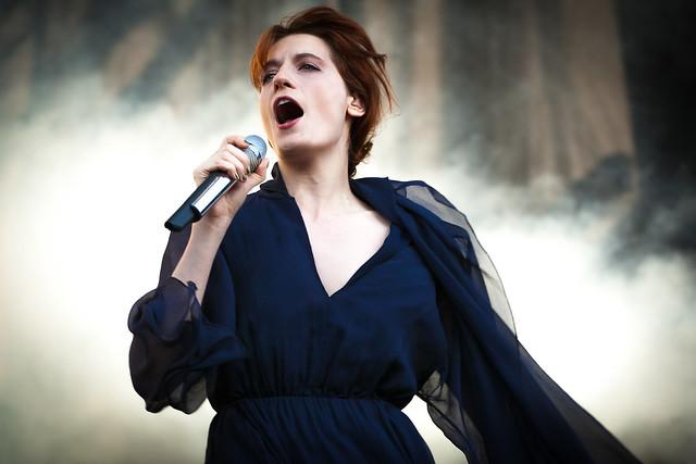 Florence & The Machine på Øya 2012