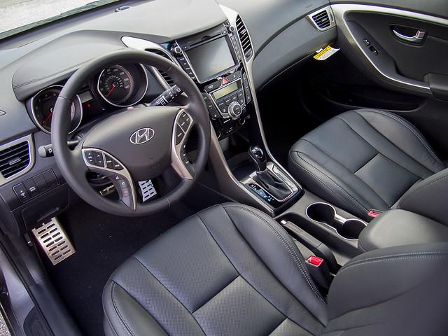 Elantra GT Interior Driver's Side