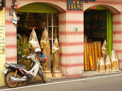 Buddha shops