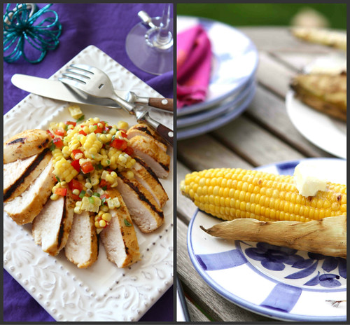 25 Corn Recipes from Food Bloggers