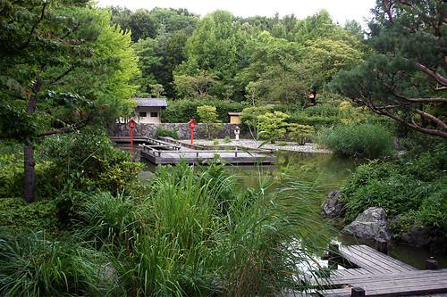 Japanischer Garten - Westpark