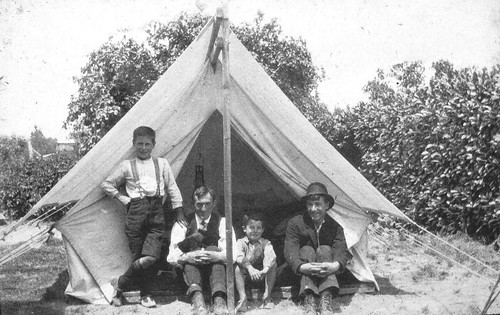 Pearce boys camping2 EDITED BW