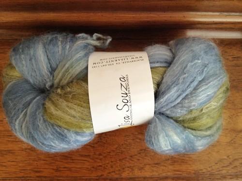 Lisa Souza Zen Top (Merino/Tussah Silk/Bamboo)