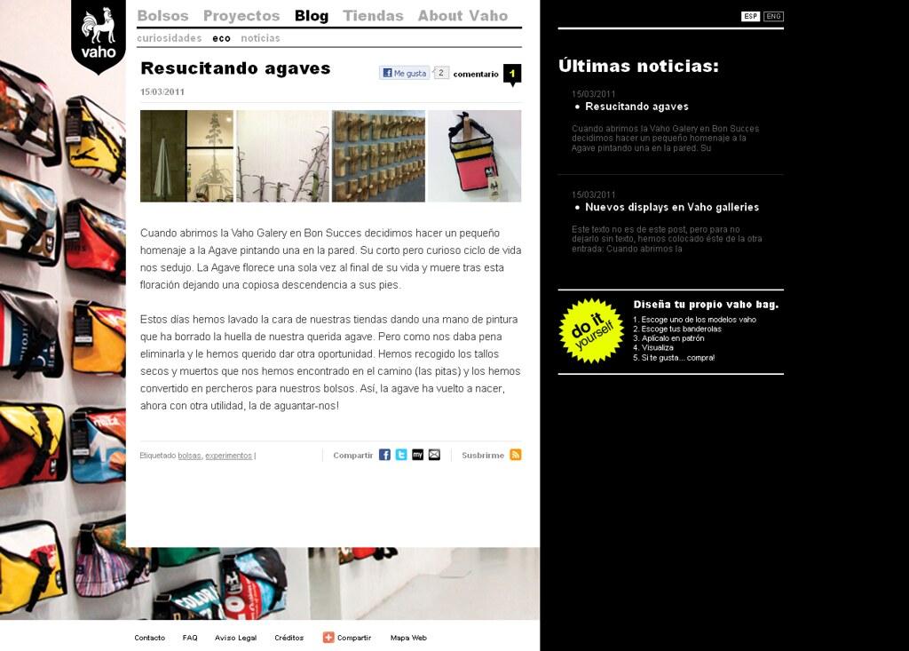 vaho works | Blog