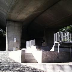 underpass skatepark, Sèvres, FR