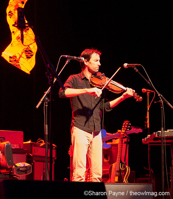Andrew Bird @ The Greek Theatre, LA 8/12/12