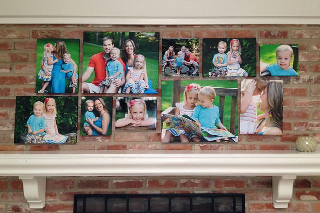 Montgomery photo display