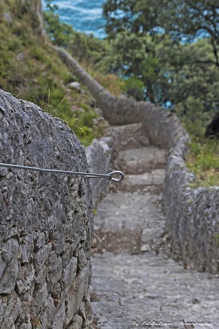 Descenso Faro del Caballo