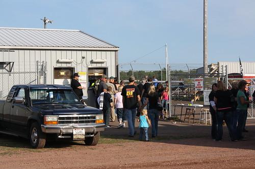 8.11.12 ABC Raceway - Ticket Booth