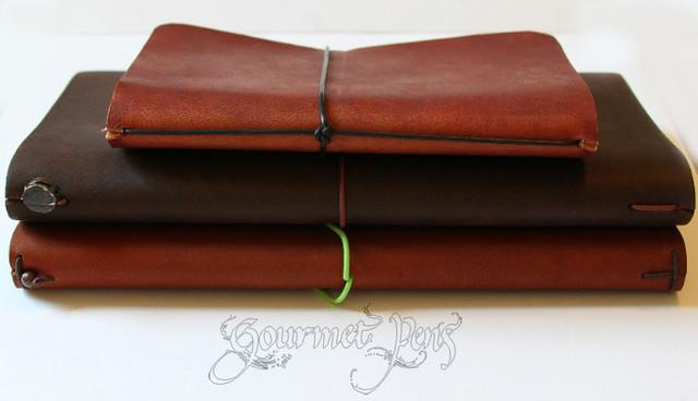 Davis Leatherworks, Midori TN, Pelle Journal