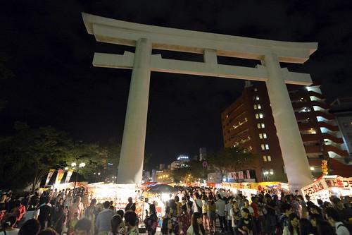 2012夏日大作戰 - 鹿児島 - 照国神社 (5)