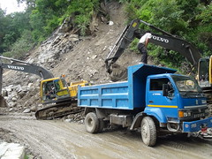 Sustainable Road Construction in Bhutan