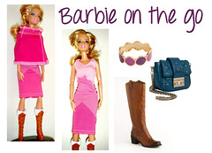 barbie-on-the-go