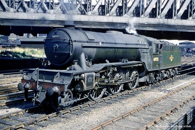 c.08/1962 - Holgate Junction, York.