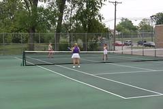 2012 NHS Tennis