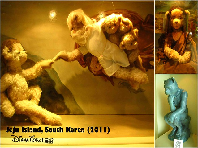 Teddy Bear Museum @ Jeju-do 14